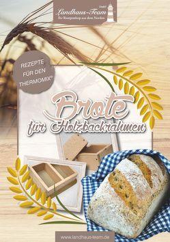 Brot für Holzbackrahmen von Wilhöft,  Angelika