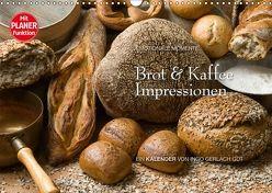 Brot und Kaffee Impressionen 2018 (Wandkalender 2018 DIN A3 quer) von Gerlach GDT,  Ingo