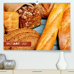 BROTART / 2021 (Premium, hochwertiger DIN A2 Wandkalender 2021, Kunstdruck in Hochglanz) von Kerpa,  Ralph