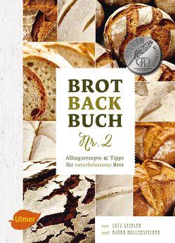 Brotbackbuch Nr. 2 von Geißler,  Lutz, Hollensteiner,  Björn