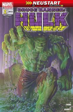 Bruce Banner: Hulk von Bennett,  Joe, Brown,  Garry, Ewing,  Al, Hornschemeier,  Paul, Romero,  Leonardo, Rösch,  Alexander, Sauvage,  Marguerite