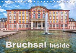 Bruchsal Inside (Tischkalender 2019 DIN A5 quer) von Eckerlin,  Claus