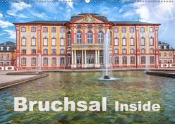 Bruchsal Inside (Wandkalender 2019 DIN A2 quer) von Eckerlin,  Claus