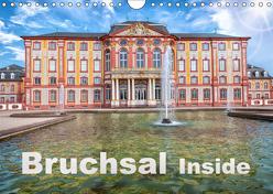Bruchsal Inside (Wandkalender 2019 DIN A4 quer) von Eckerlin,  Claus