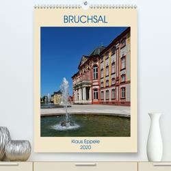BRUCHSAL (Premium, hochwertiger DIN A2 Wandkalender 2020, Kunstdruck in Hochglanz) von Eppele,  Klaus