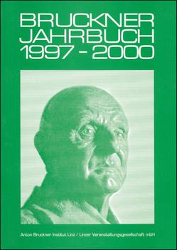 Bruckner Jahrbuch von Harrandt,  A, Maier,  E, Partsch,  W E