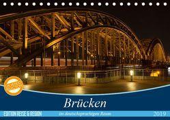 Brücken im deutschsprachigen Raum (Tischkalender 2019 DIN A5 quer) von Bogumil,  Michael