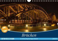Brücken im deutschsprachigen Raum (Wandkalender 2019 DIN A4 quer)