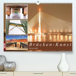 Brücken – Kunst (Premium, hochwertiger DIN A2 Wandkalender 2020, Kunstdruck in Hochglanz) von by Sylvia Seibl,  CrystalLights