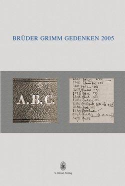 Brüder Grimm Gedenken. Band 16 von Friemel,  Berthold