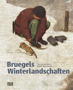 Bruegels Winterlandschaften von Luk Meganck,  Tine, Van Sprang,  Sabine