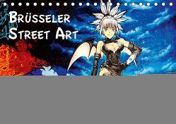 Brüsseler Street Art (Tischkalender 2019 DIN A5 quer) von pbombaert