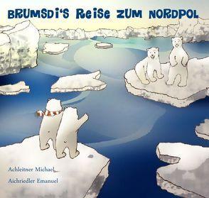 Brumsdi`s Reise zum Nordpol von Aichriedler,  Emanuel