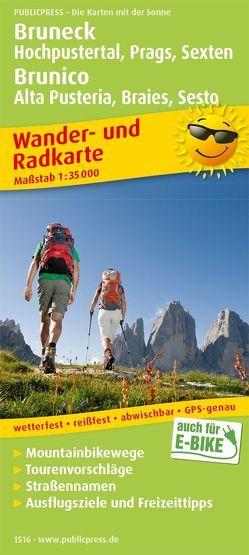 Bruneck, Hochpustertal, Prags, Sexten / Brunico, Alta Pusteria, Braies, Sesto