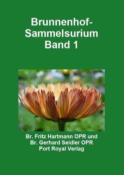 Brunnenhof Sammelsurium Band 1 von Hartmann,  Fritz, Seidler,  Gerhard