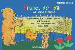Bruno, der Bär von Wilden,  Marianne