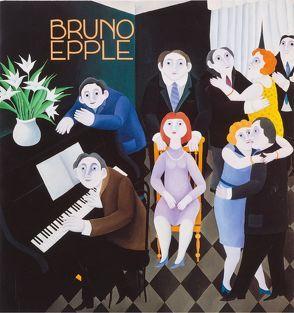 Bruno Epple von Walser,  Martin