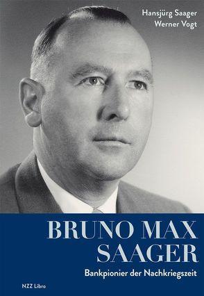 Bruno Max Saager von Saager,  Hansjürg, Vogt,  Werner