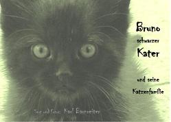 Bruno schwarzer Kater von Barnreiter,  Karl