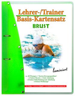 Brust, A4, laminiert von Aretz,  Veronika