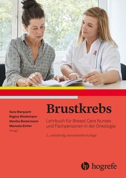 Brustkrebs von Biedermann,  Monika, Eicher,  Manuela, Marquard,  Sara, Wiedemann,  Regina