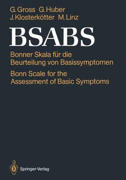 BSABS von Gross,  Gisela, Huber,  Gerd, Klosterkötter,  Joachim, Linz,  Maria