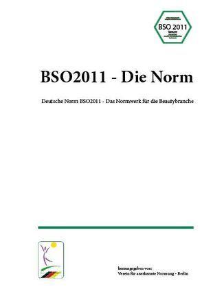 BSO2011 – Die Norm