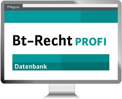 BT-Recht PROFI – Anwendung