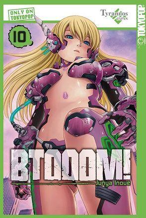 BTOOOM! 10 von Inoue,  Junya