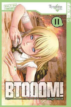BTOOOM! 11 von Inoue,  Junya