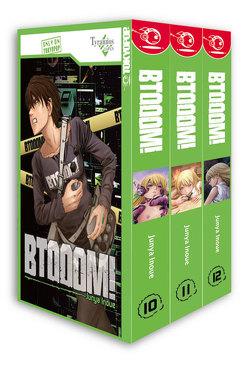 BTOOOM! Box 04 von Inoue,  Junya