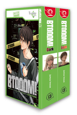 BTOOOM! Box 05 von Inoue,  Junya