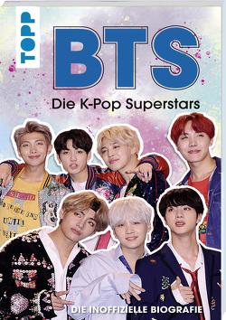 BTS: Die K-Pop Superstars (DEUTSCHE AUSGABE) von Besley,  Adrian