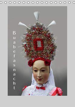 BuabefasnachtAT-Version (Tischkalender 2019 DIN A5 hoch) von brigitte jaritz,  photography