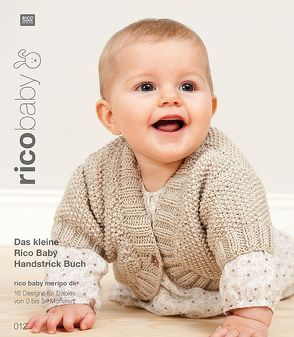 Buch 12 rico baby merino dk Das kleine Rico Baby Handstrick Buch