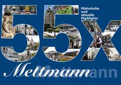 Buch 55 x Mettmann – historische und aktuelle Highlights