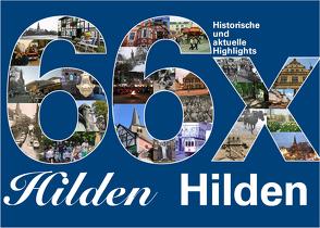 Buch 66 x Hilden – historische und aktuelle Highlights