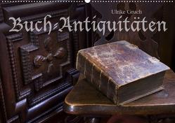 Buch-Antiquitäten (Wandkalender 2021 DIN A2 quer) von Gruch,  Ulrike