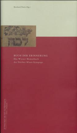 Buch der Erinnerung von Purin,  Bernhard