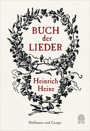 Buch der Lieder von Heine,  Heinrich