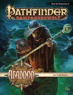 Buch der Verdammten 3: Abaddon von Stewart,  Todd