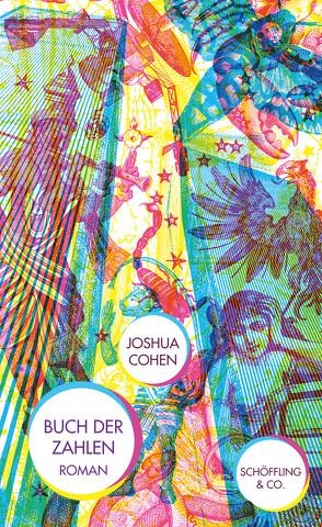 Buch der Zahlen von Cohen,  Joshua, Detje,  Robin