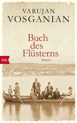 Buch des Flüsterns von Vosganian,  Varujan, Wichner,  Ernest