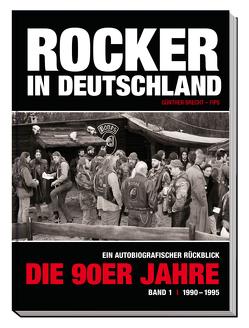 Buch Rocker in Deutschland: Die 90er Jahre (Band 1) von Brecht,  Günther