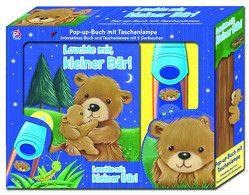Buch & Sound Spiel-Set, Leuchte mir, kleiner Bär!