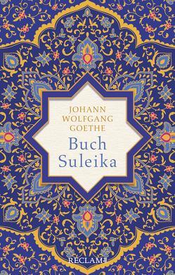 Buch Suleika von Binder,  Elisabeth, Goethe,  Johann Wolfgang