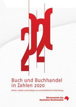 Buch und Buchhandel in Zahlen 2020
