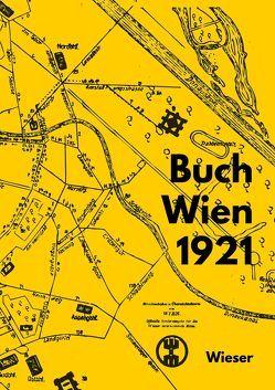 Buch Wien 1921 von Kohlwein,  Thomas