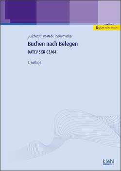 Buchen nach Belegen von Burkhardt,  Fritz, Kostede,  Herbert-Wilhelm, Schumacher,  Bernt