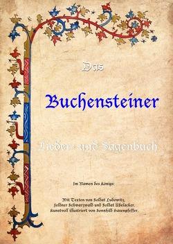 Buchensteiner Lieder-und Sagenbuch I+II von Karin Röhlig,  Krallentanz